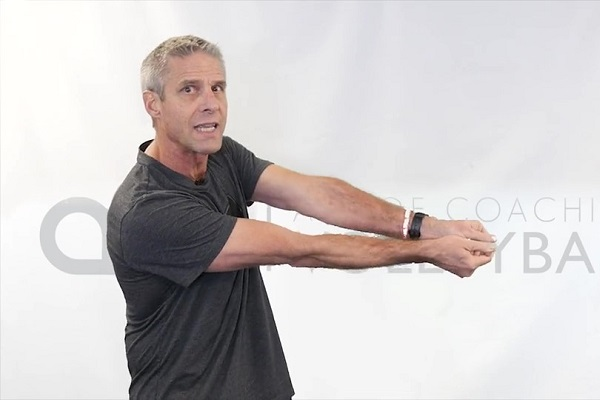 La toma de 2 minutos de Karch Kiraly: El caso contra los pases detrás de la pelota. Foto: The Art of Coaching Volleyball